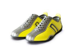 negroni-idea-corsa-x-nissan-z-shoes-squid-yellow-angled