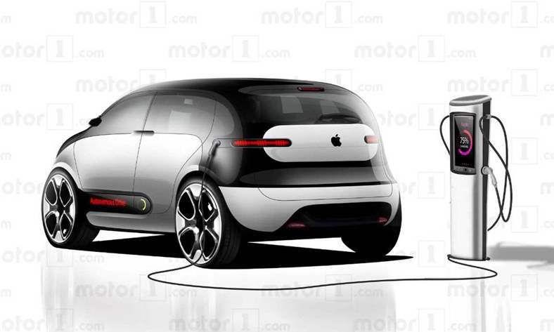 أبل تتجه لتطوير سيارتها الكهربائية بمفردها