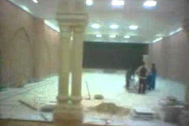 مثل القصور أول فيديو لمقبرة حسني مبارك من الداخل المصريون